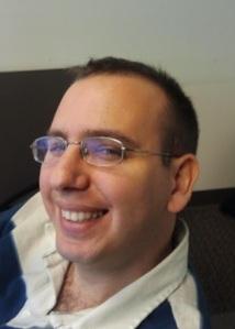 Nick Vasiloglou Headshot